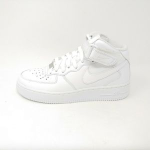 online store 81998 cab04 Nike Womens Air Force 1 Mid 07 LE AF1 Sneakers NWT
